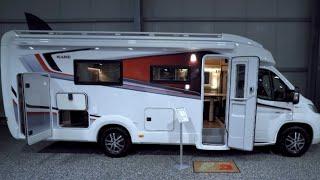 Europas schönstes Wohnmobil: Kabe Travel Master Classic 740 T 2021 Bis -50 Grad C. Made in sweden.