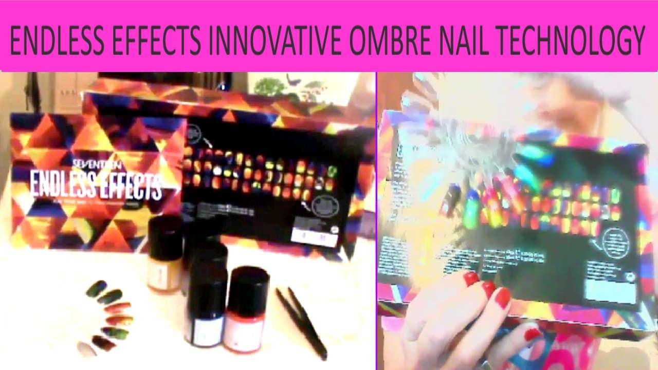 Endless Effects by 17- Innovative New Ombre Nail PolishTechnology ...