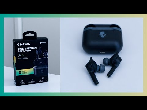 Skullcandy Indy Evo wireless earbuds unboxing and first look - dronenr