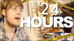 Organizing My Insane Hoarder House In 24 Hours!