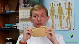 Ортопедический воротник (воротник Шанца) при болях в шее