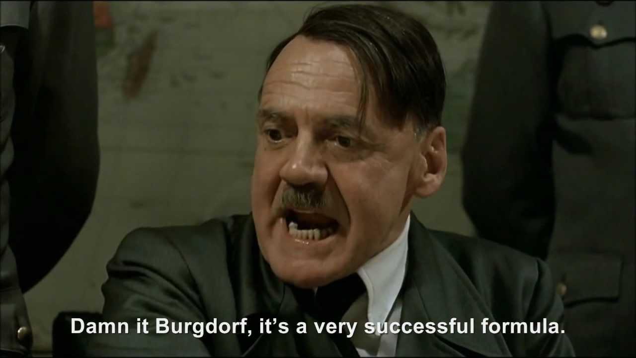 Hitler plans to buy Call of Duty: Modern Warfare 3