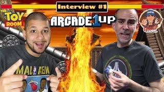 Glen's Retro Show - Arcade1Up Interview #1