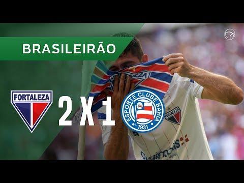 Fortaleza Bahia Goals And Highlights