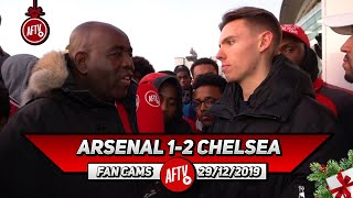 Arsenal 1-2 Chelsea | Torreira Played Well & Everyone Was Up For The Fight!
