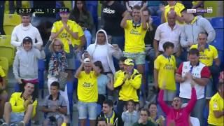 las palmas vs barcelona highlights full match goals