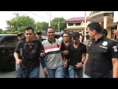 Polres Jakarta Barat Tangkap Hercules