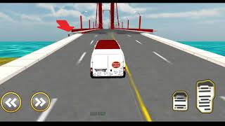 Fun Games For Kids-Pizza Delivery Van-Driving Van Games