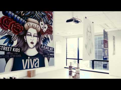 Digital Media (Advanced) Exhibition Auckland - By Allan Ren