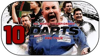 PDC World Championship Darts 2008 #10 ★ [Deutsch] Let