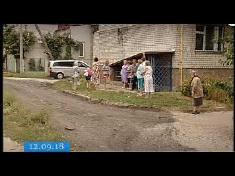 ТРК ВіККА: Після ремонту дороги мешканці черкаської багатоповерхівки не можуть потрапити до осель