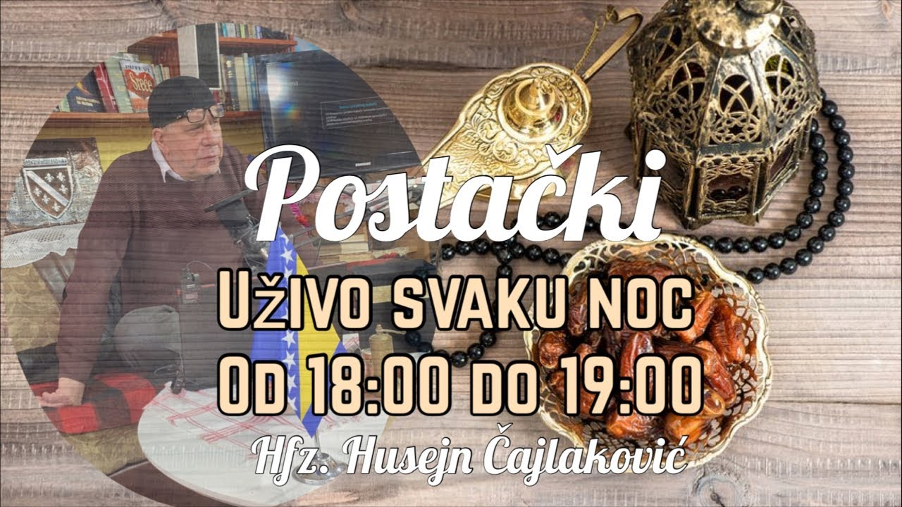1-Postački ders-Hfz. Čajlaković Husejn, 2021