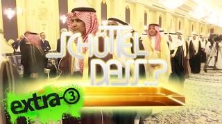Christian Ehring: Bundeskanzlerin Merkel in Saudi-Arabien