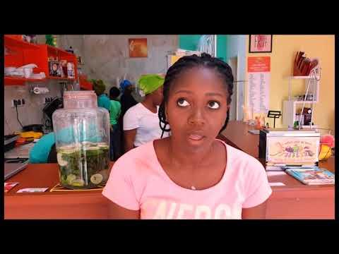 fruitizz 1, le premier bar à jus naturels de Cotonou