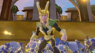 Disney Infinity 2 - Loki Is The King!  Community Toy Box