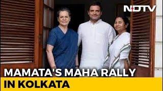 "Rahul Gandhi Writes To ""Mamata-Di"", Says ""Hope We Send Powerful Message"""