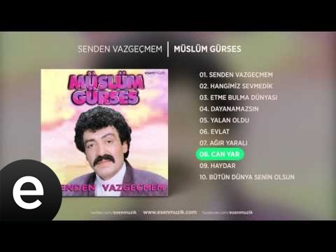 Can Yar (Müslüm Gürses) Official Audio #canyar #müslümgürses