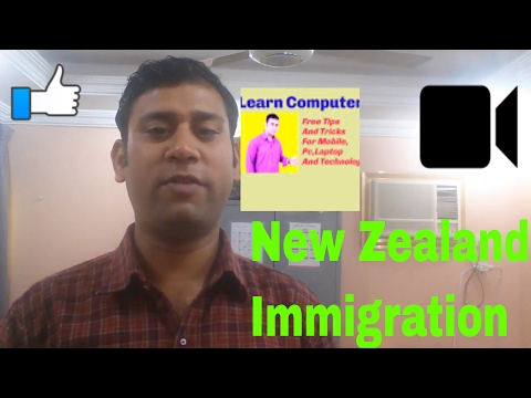 New Zealand Immigration Requirements