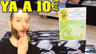 ¡PLAYSTATION CLASSIC A 10 EUROS Y PSN CAÍDO 3 DÍAS! - Sasel - mini - crash xbox españa