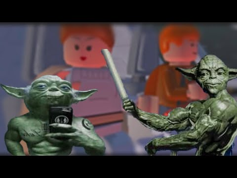 2 Adults Play Lego Star Wars the Complete Saga |