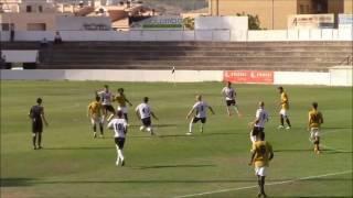 Tudelano 1 - 0 Atco Sanluqueño (Copa Del Rey. 2ª Eliminatoria)