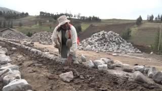 Construyendo el desarrollo: Mejoramiento vial en Mariscal Sucre - Otavalo | Prefectura de Imbabura