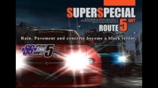 Gran Turismo 3 A-Spec Rally Event, Super Special Route 5 (Wet) Part 9/10 🏁