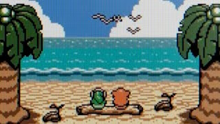 The Legend of Zelda: Link's Awakening DX (Game Boy Color) Playthrough - NintendoComplete