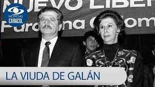 Gloria Pachón y Luis Carlos Galán, la historia de un amor inmortal