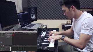 Novation Launchkey 49 MK2 Review & Recording