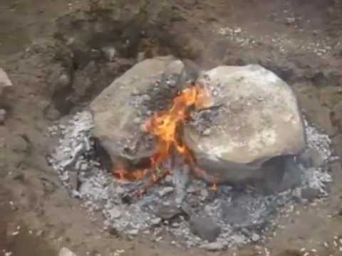 how to use fire rocks