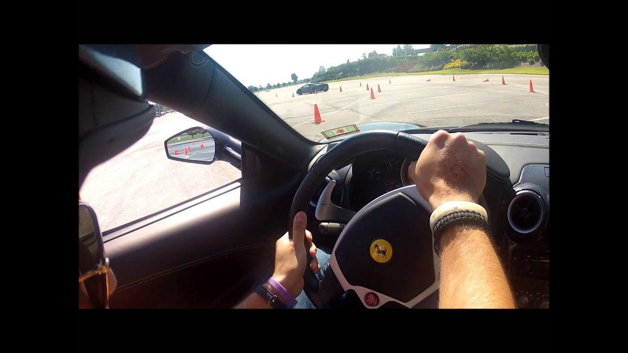 Atlanta Motor Speedway Ferrari Lamborghini Driving Experience Youtube