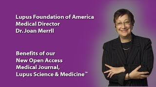 Lupus Foundation of America Launches First Open Access Journal for Lupus