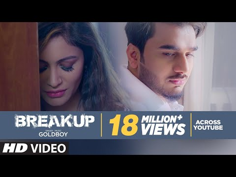 BREAKUP | GOLDBOY | Navi Kamboz - Official Video | New Punjabi Video Song 2017