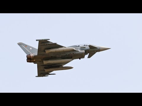 Eurofighter Typhoon (N24)