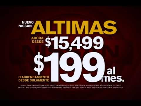 Koons Falls Church Nissan New Car Spanish TV Commercial