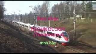 CHUYẾN TÀU ĐI LÊNINGRAD - Поезд на Ленинград (Nhạc Nga, lời Việt)