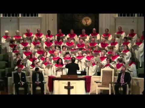 """""""Sing Unto God,"""" Wilshire Sanctuary Choir"""