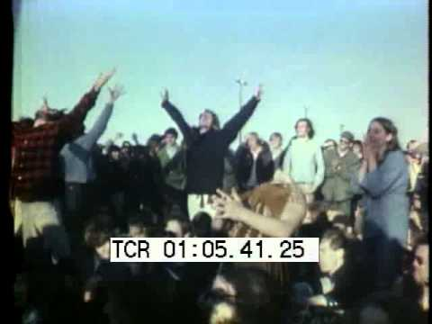 Seatrain, Spring 1970: hippies at music show