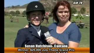 Showjumping Unplugged!TV $25,000 July Theme GP 2008
