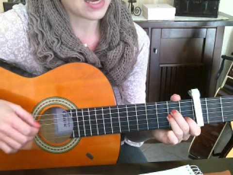ZAZ , je veux, Tutorial, wie spielt man, Gitarre, how to play. acoustic akustik chords