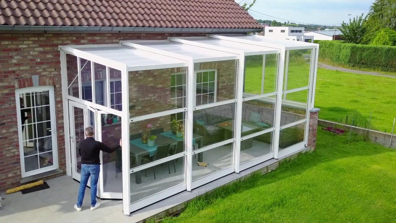 Costo Veranda In Pvc mbulese e levizshme verande - product verandair