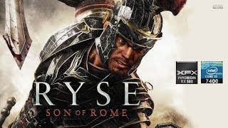 Ryse Son Of Rome (AMD RX 580)