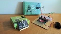 micro:bit Kleincomputer für Einsteiger und Enthusiasten – HIZ133