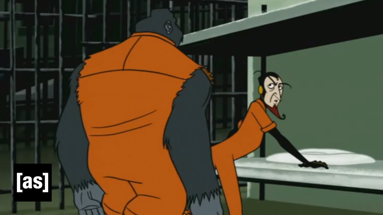 Venture bros cartoon porn