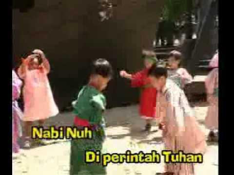 Lagu Sekolah Minggu Nabi Nuh New Youtube