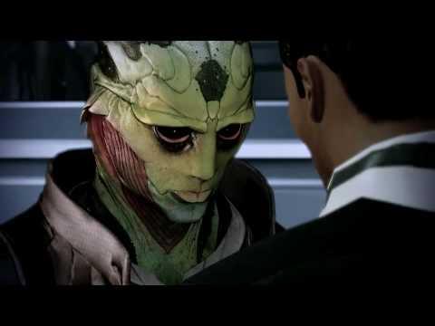 Mass Effect Thane Romance Gay