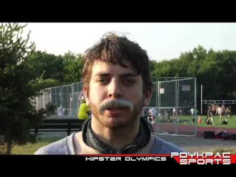 Deleted Scene  Hipster Olympics