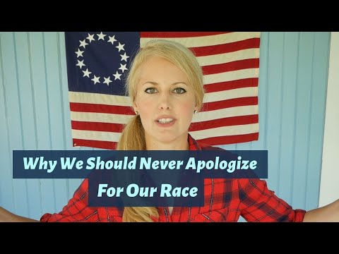 Why We Should Never Apologize For Our RACE