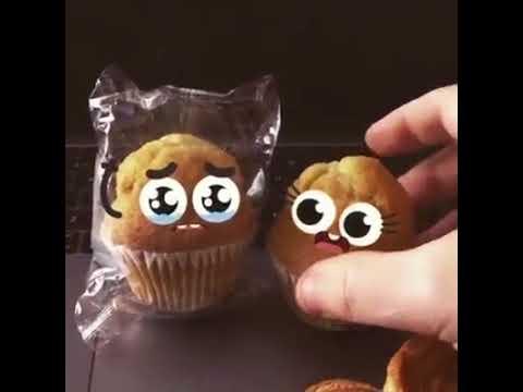 Cute And Sad Food Animations
